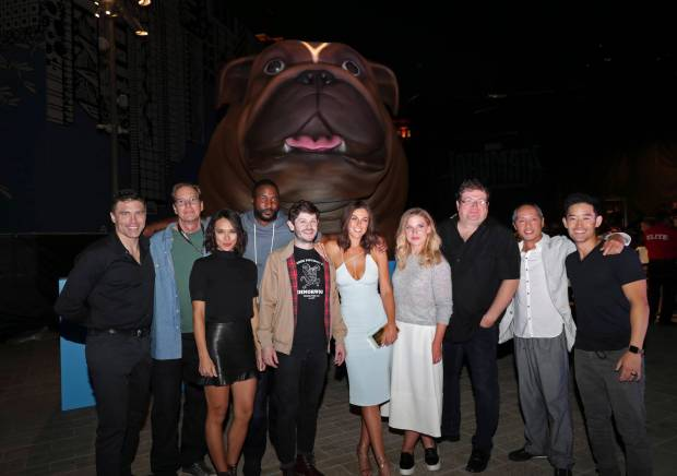 IMAX and Thrill featuring 'Marvel's Inhumans' Activation at 2017 Comic-Con, San Diego, CA, USA - 20 July 2017