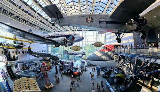 National-Air-and-Space-Museum-Washington-DC