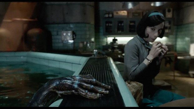 The Shape of Water)