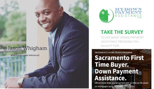 Down Payment Assistance Program Roseville