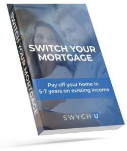 how to pay off your home in 5-7 years