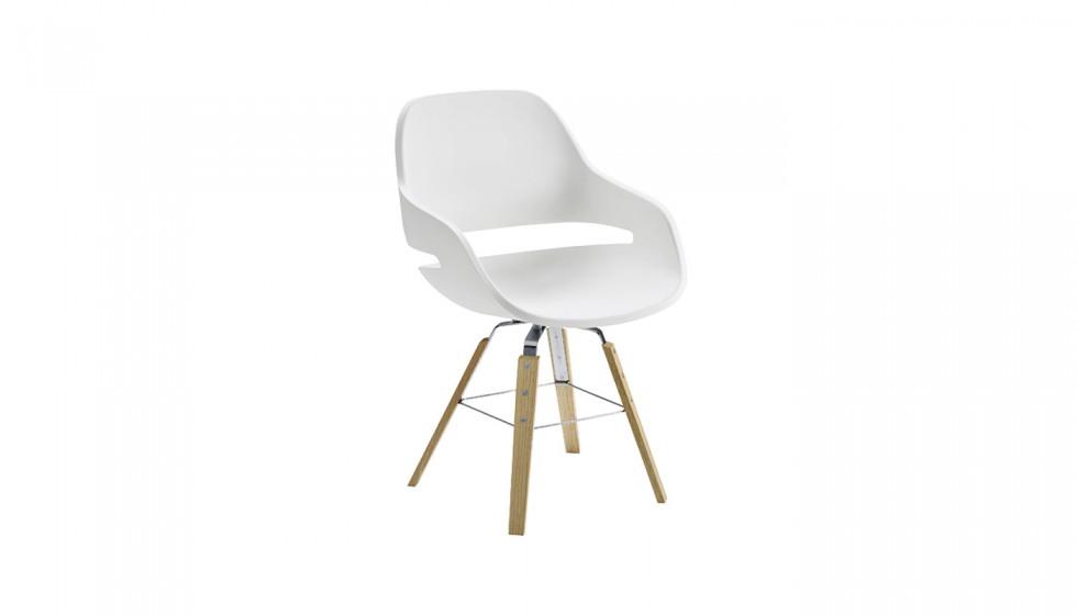 chaise-design-blanche-ora-ito