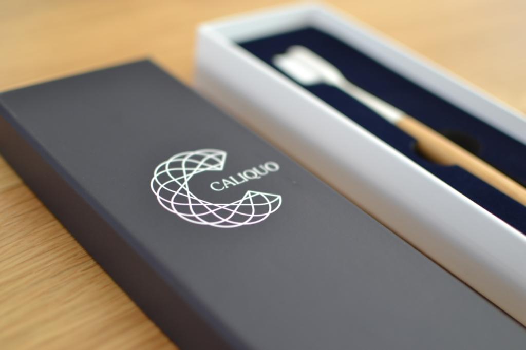Caliquo, une brosse à dents écologique et design