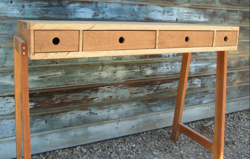 Un meuble éco design issu de l'upcycling