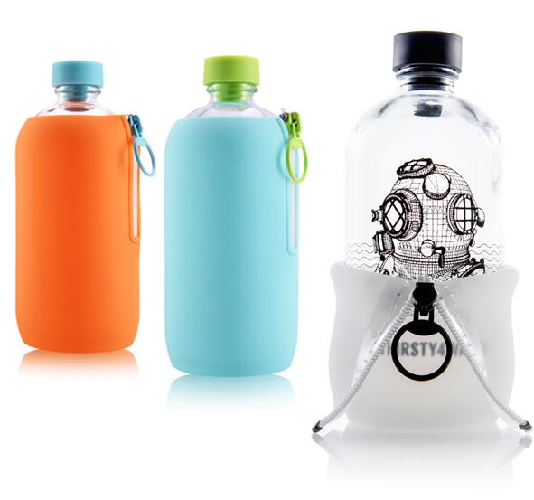 Labo, la nouvelle bouteille à eau de Aquaovo
