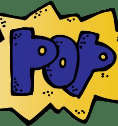 pop word bubble [ 3000 x 2296 Pixel ]