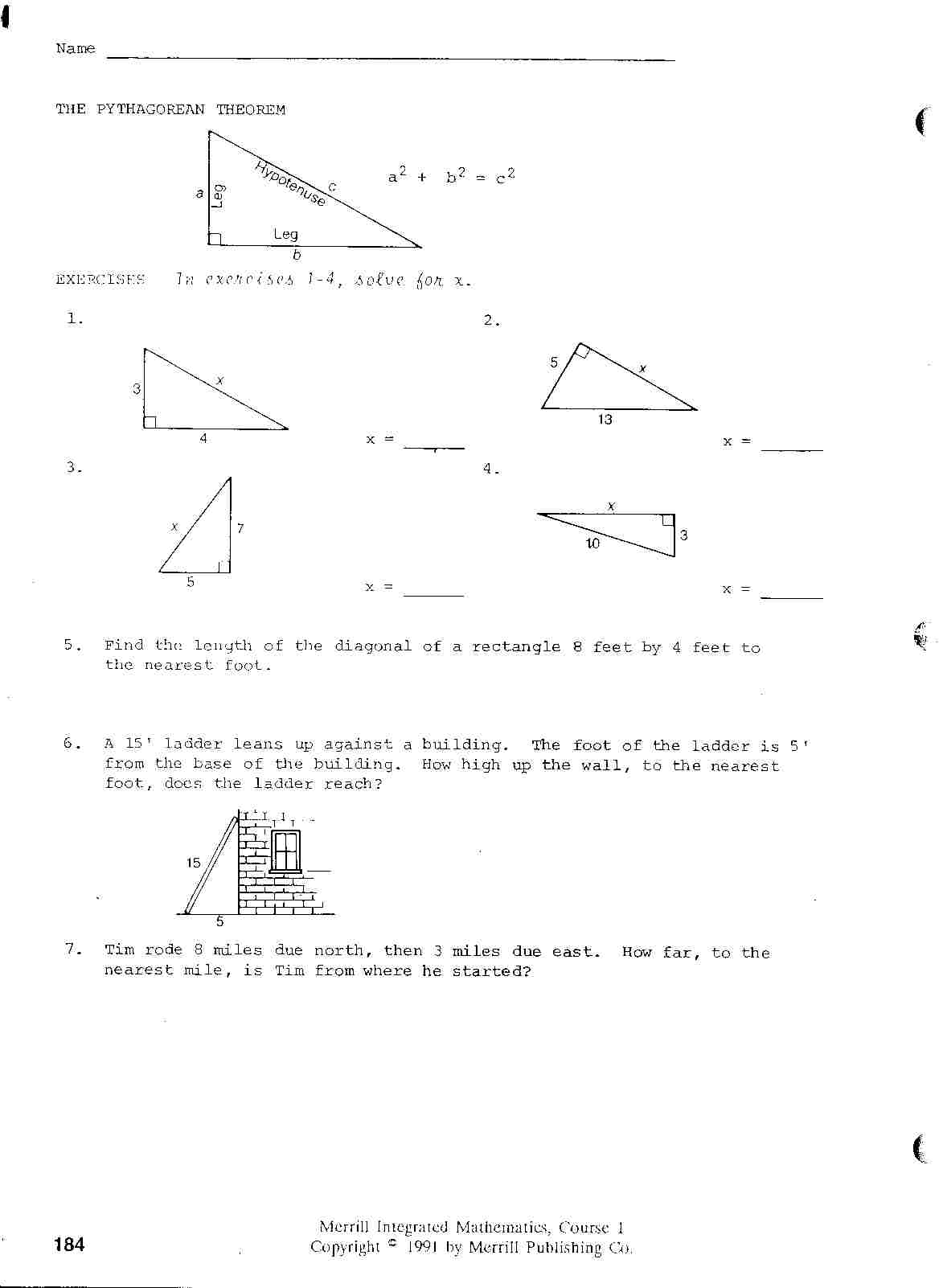 Worksheet Integrated Math 2 Worksheets Grass Fedjp Worksheet Study Site