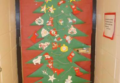 Door Decorating Contest Rubric For Elementary Schools