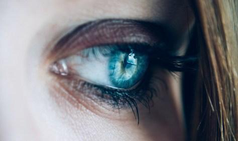 Bottom Lashes Auge