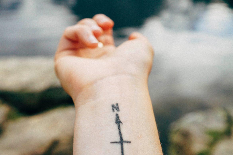 Haare Wachsen Vor Tattoo