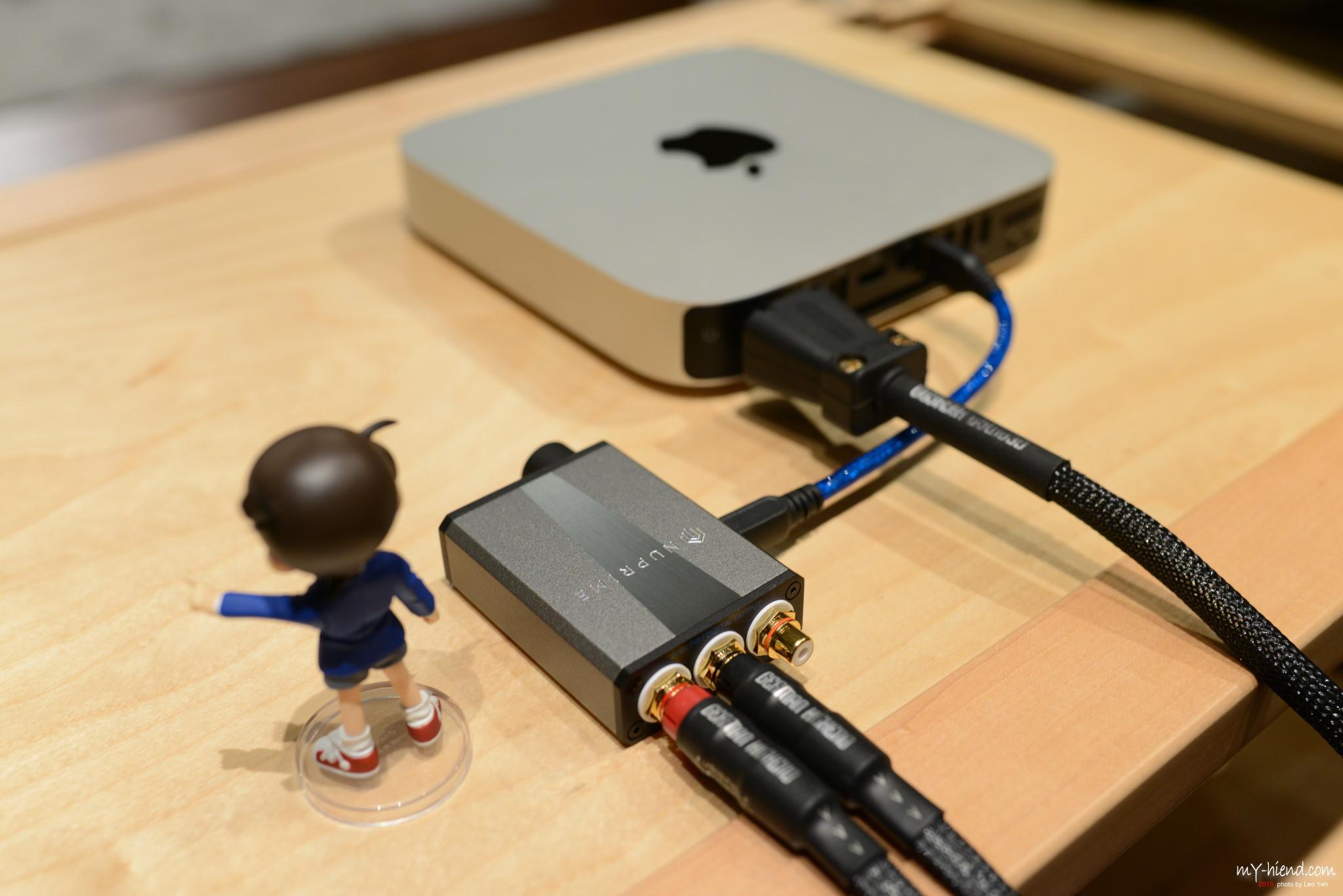 NuPrime uDSD 隨身USB DAC/耳擴 (DSD 11.2MHz) | MY-HiEND