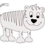 How To Draw A Tiger – Images