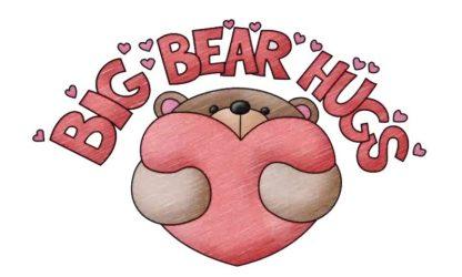 teddy bear cute draw heart