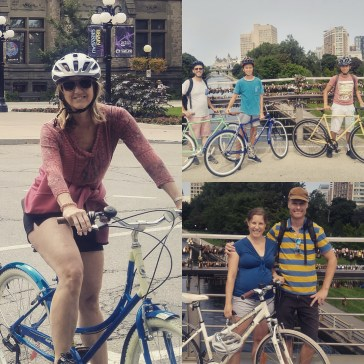 The cover of the bike tour FB Page