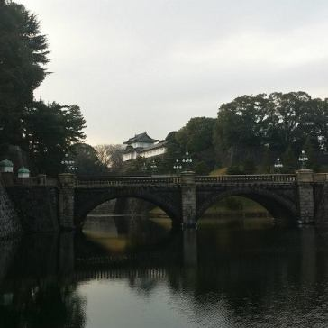 Imperial Palace buildings