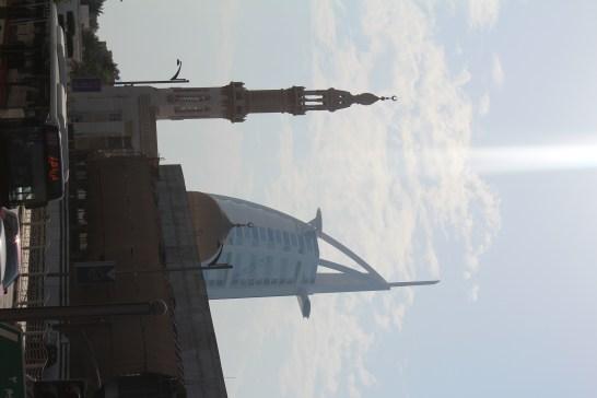 Burj Al Arab hotel - I did a tour back in 2000