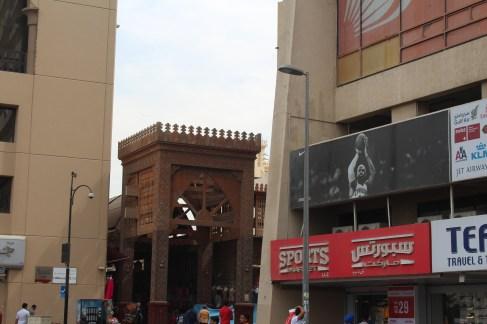 Old Dubai - But LeBron still the king
