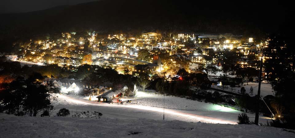 night-skiing