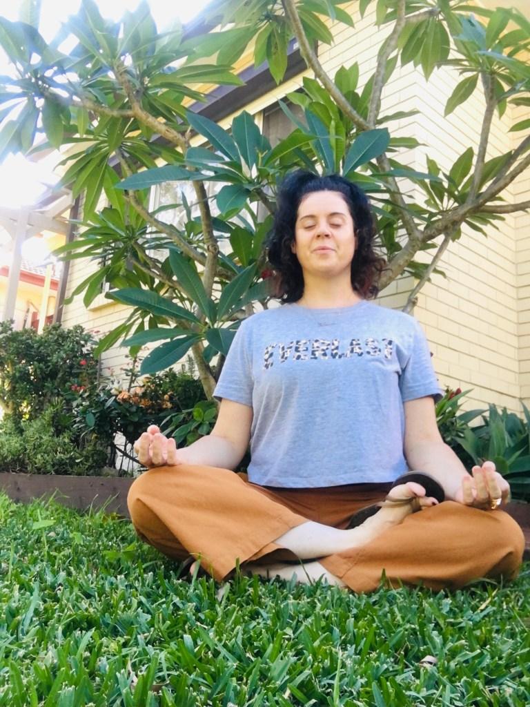 yoga in self-isolation
