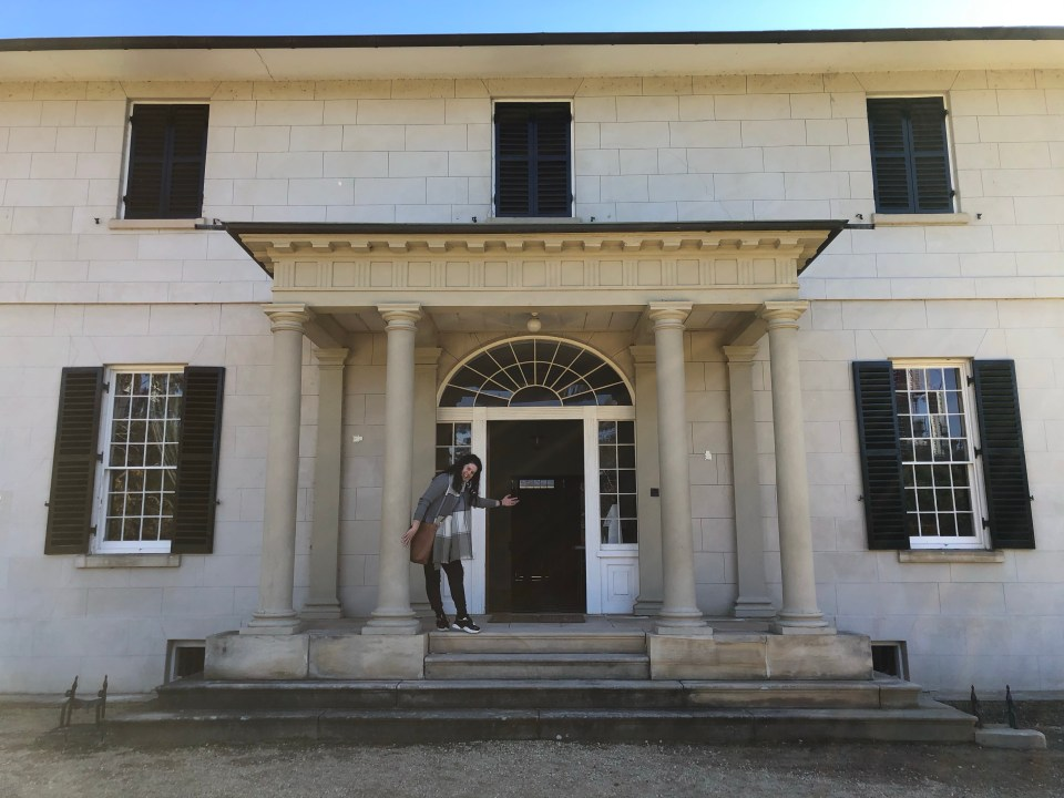 old government house in parramatta