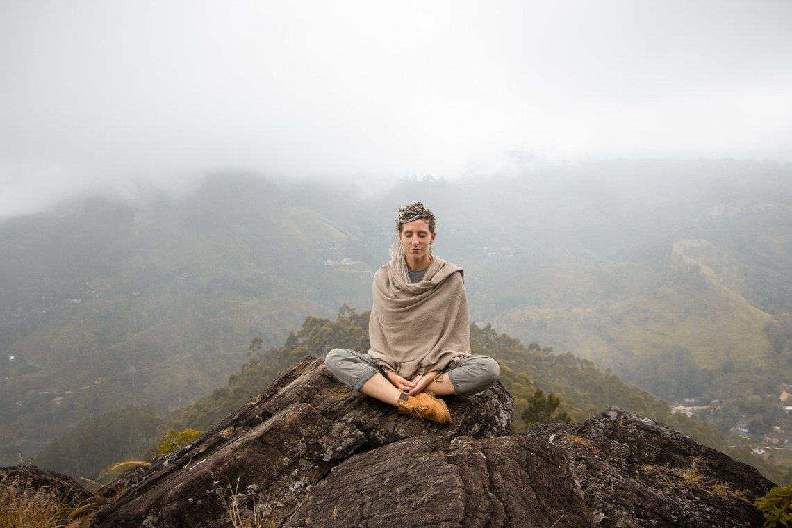 an easy meditation guide for home