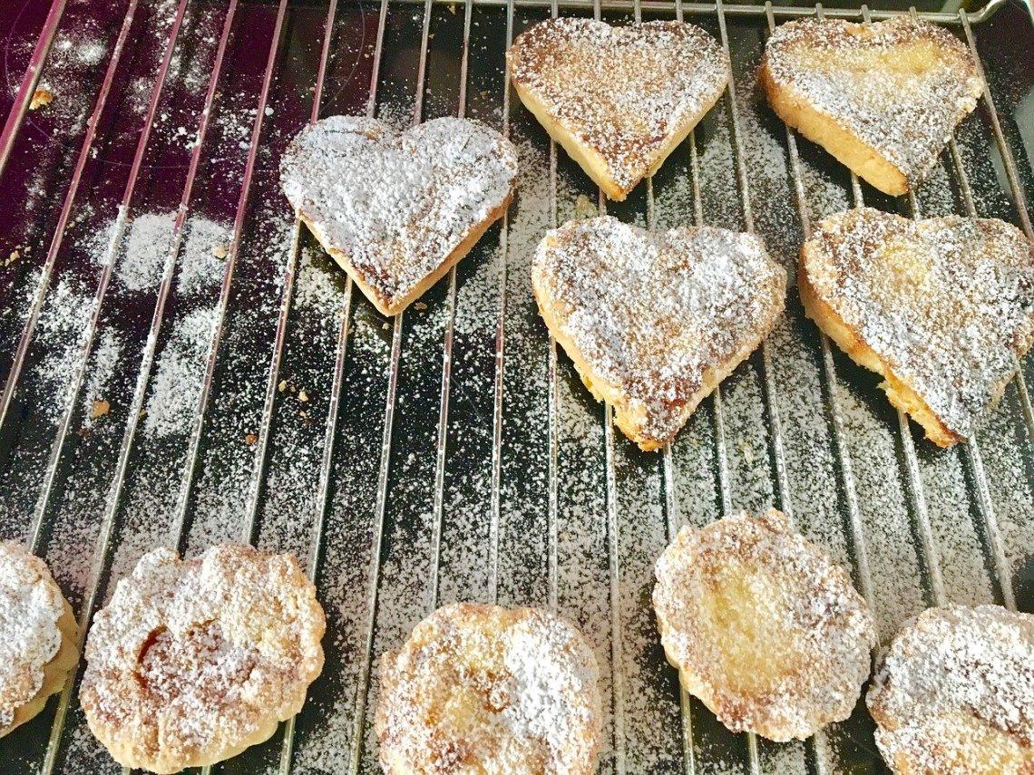 delicious recipes for Valentine's Day