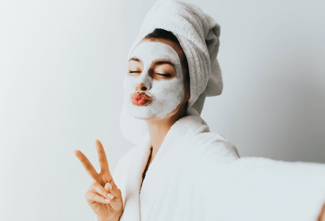 how to achieve clear and glowing skin