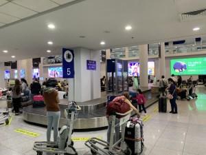 マニラ国際空港-ピッキング