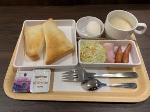 グランドキャビンホテル-朝食