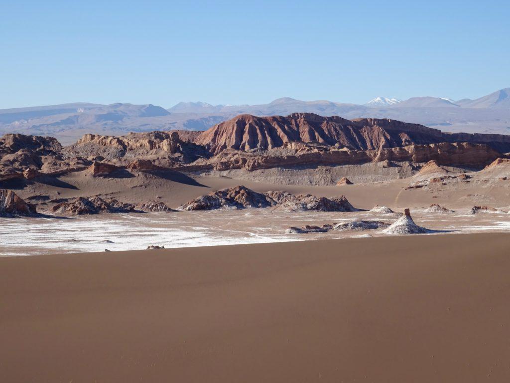 La vallée de la lune - San Pedro de Atacama