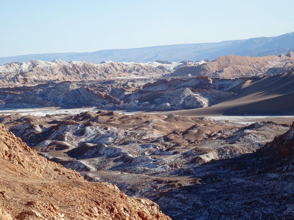 San Pedro de Atacama - La vallée de la lune
