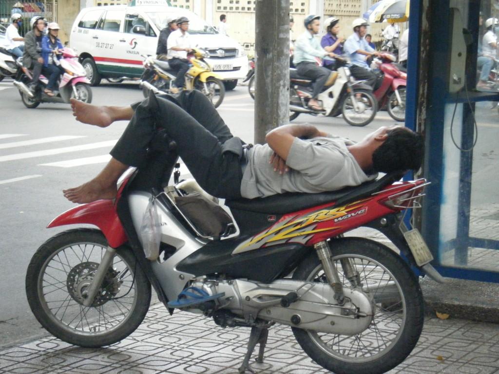 HO_CHI_MINH-scene de vie - Vietnam