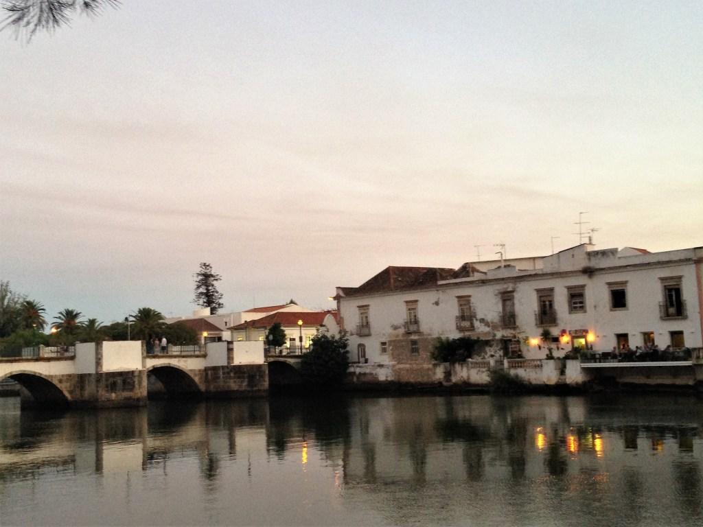 Ville de Tavira Portugal en algarve