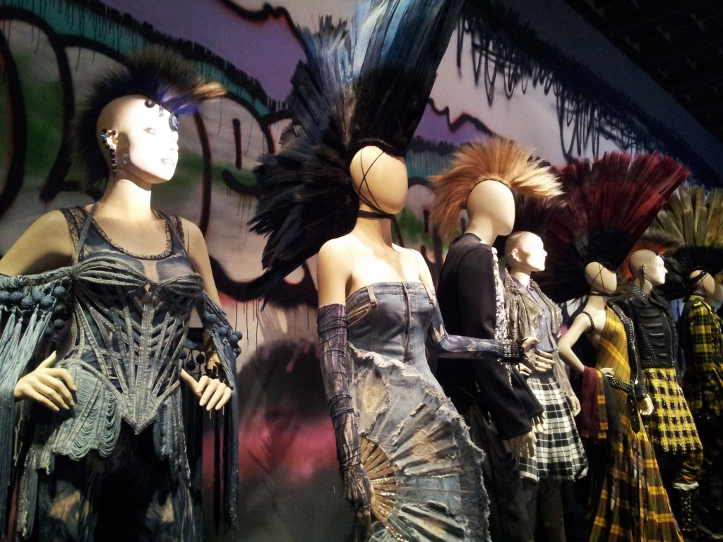 expo jean paul Gaultier