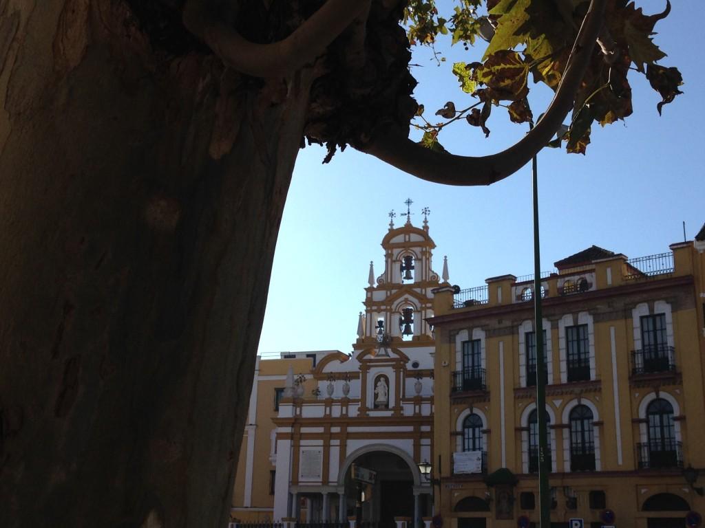Quartier de la Macarena à Seville