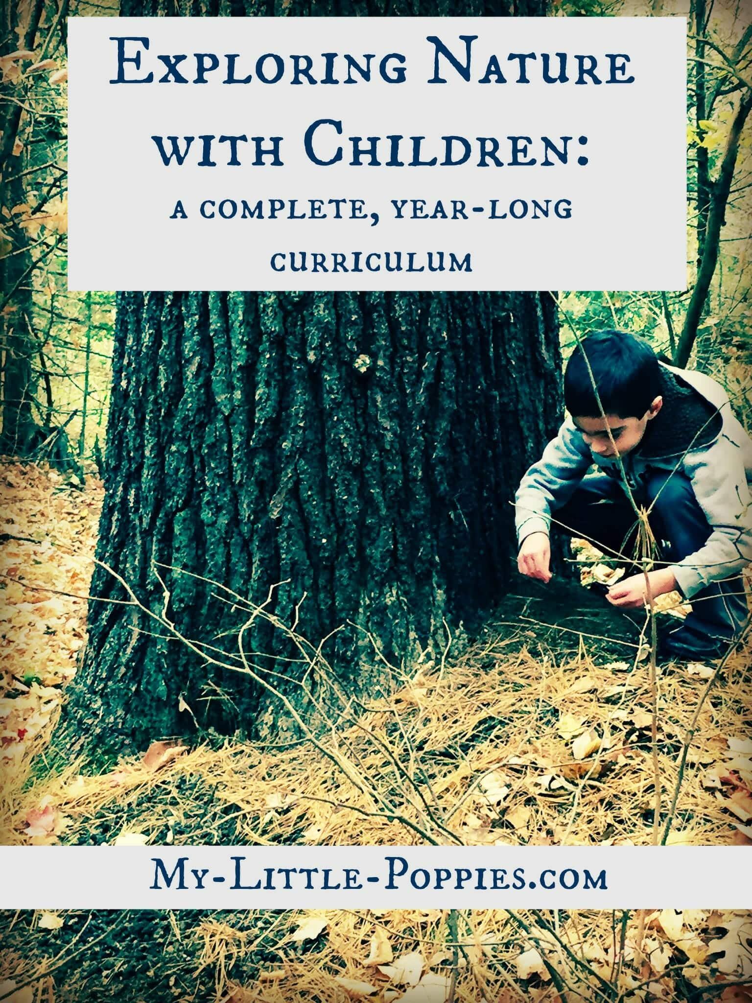 Exploring Nature with Children  DIY Nature Explorer Packs