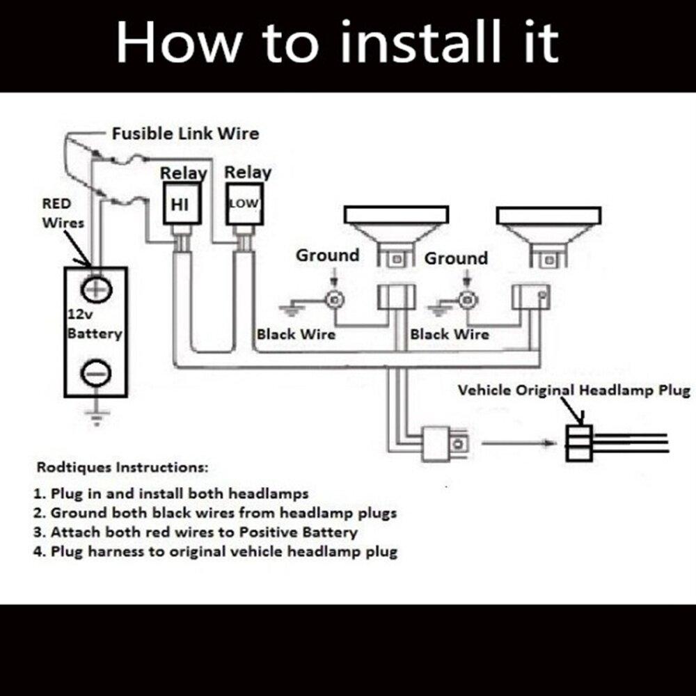 medium resolution of a set of relay wiring harness socket plug