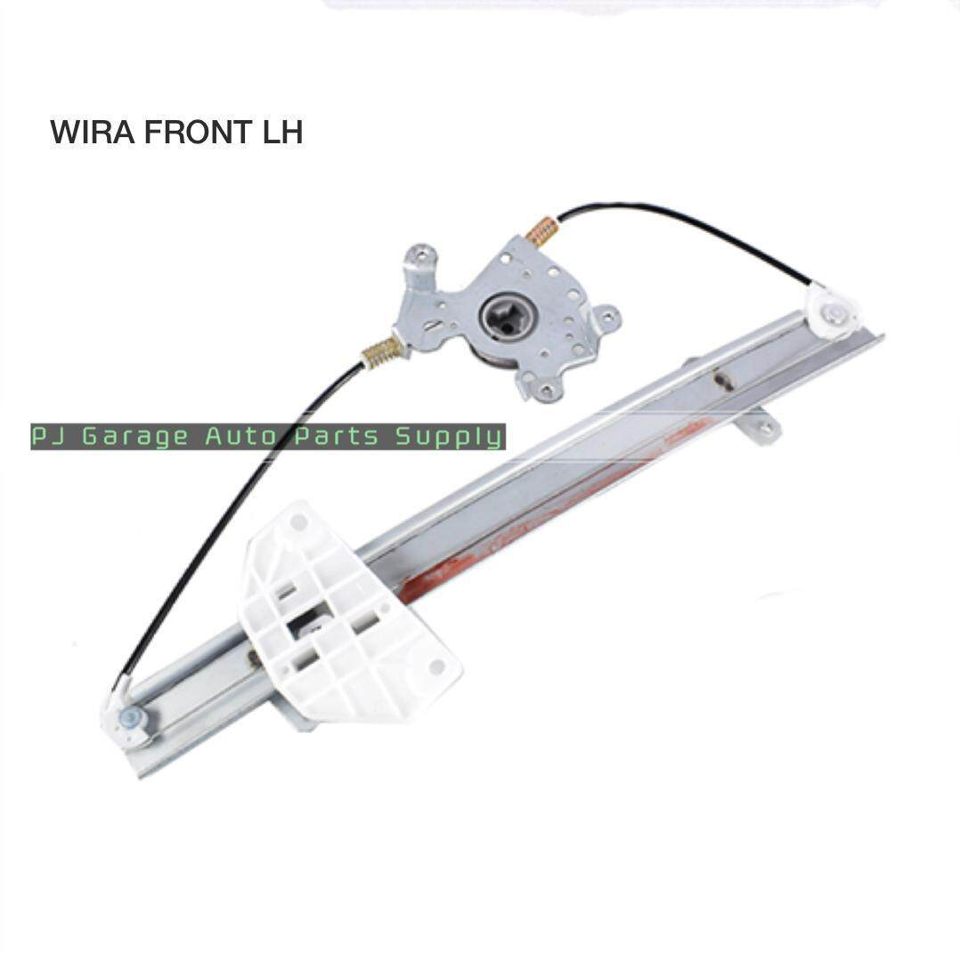 hight resolution of power window gear front left for proton wira
