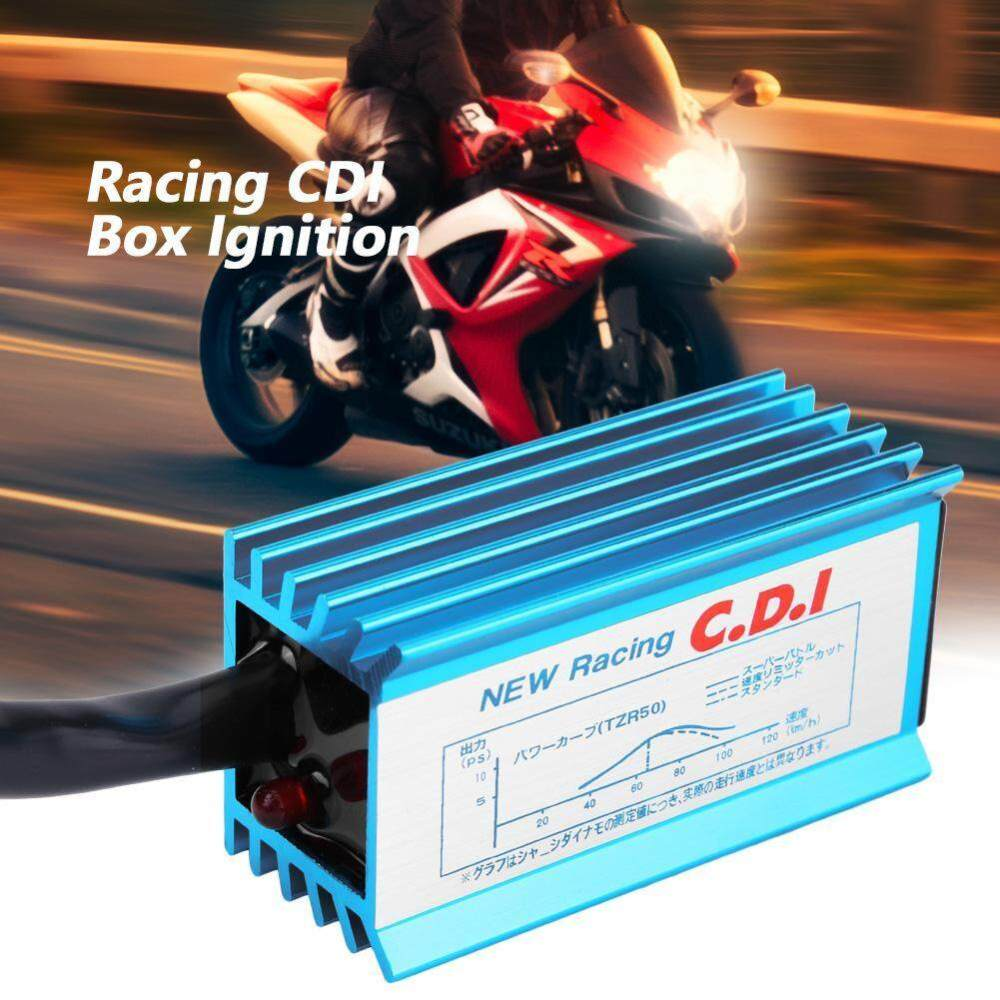 medium resolution of racing cdi box ignition for yamaha jog scooter moped 2 stroke 50cc 90cc