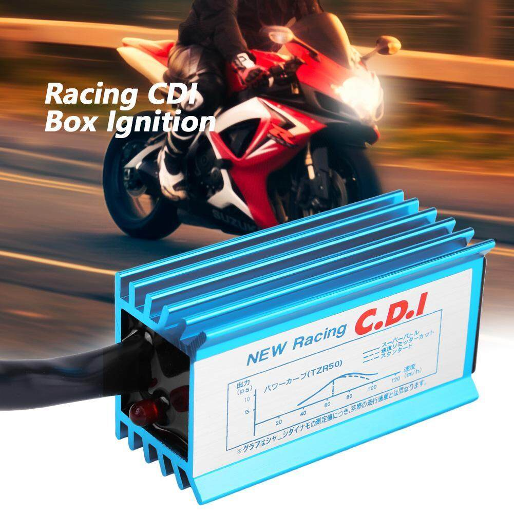 hight resolution of racing cdi box ignition for yamaha jog scooter moped 2 stroke 50cc 90cc