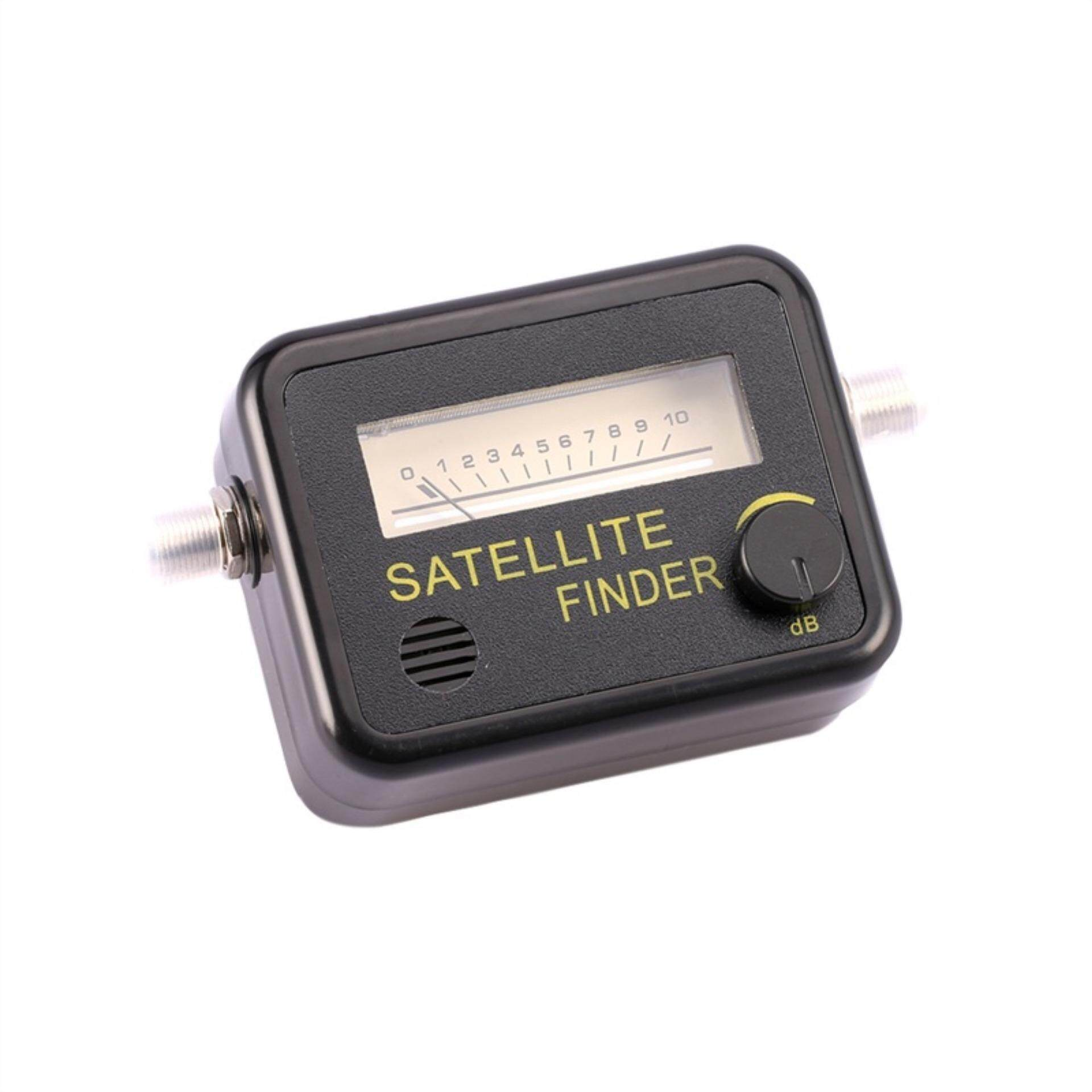 hight resolution of satellite finder find alignment signal meter receptor for sat dish tv new