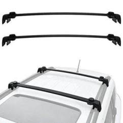 Roof Rack Grand New Avanza Jual Aksesoris All Kijang Innova 2016 Jualan Alavente Cross Bars System For Jeep Compass 2017 5