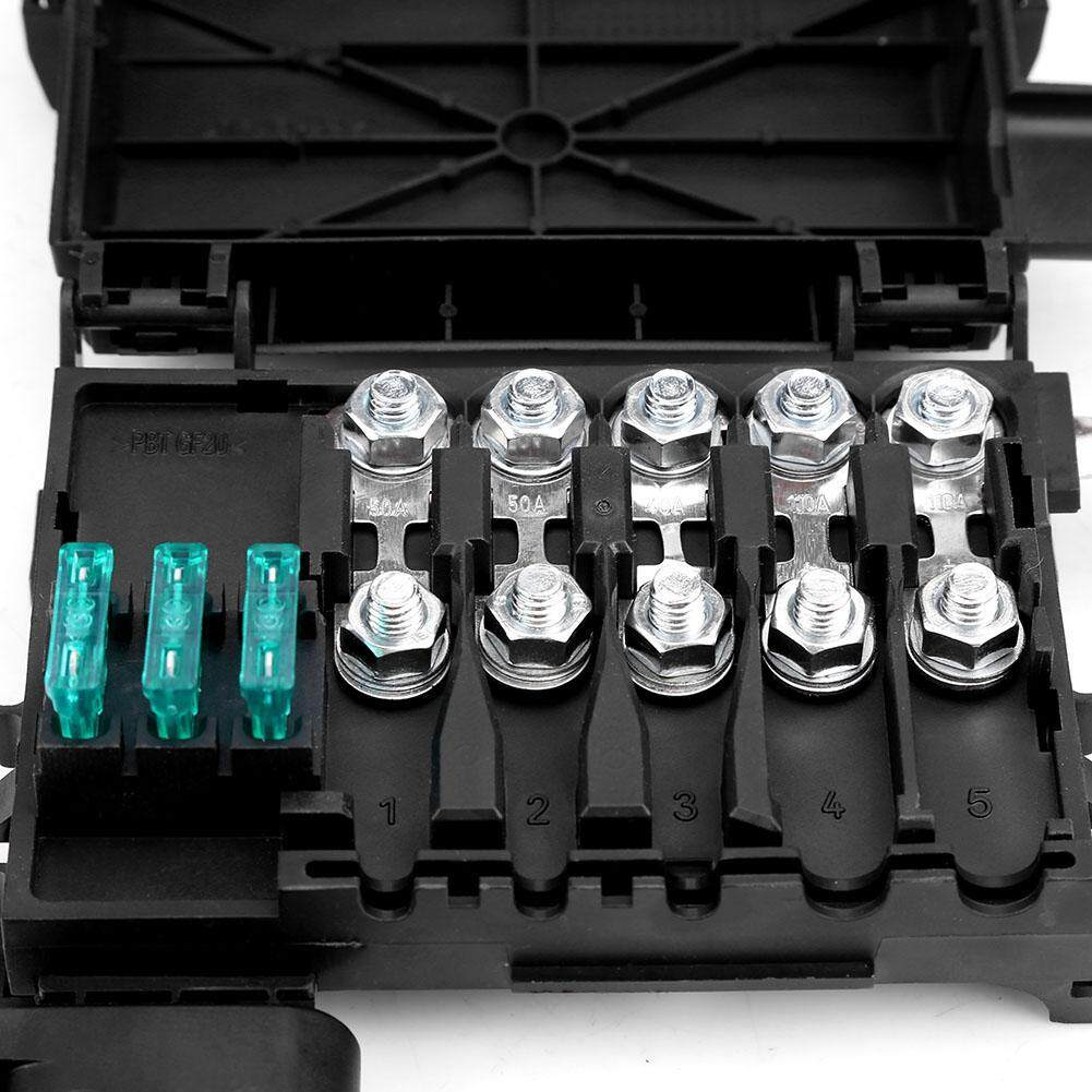 hight resolution of product details of battery fuse box car battery fuse box holder terminal for vw jetta golf mk4 beetle 99 04 1j0937550a