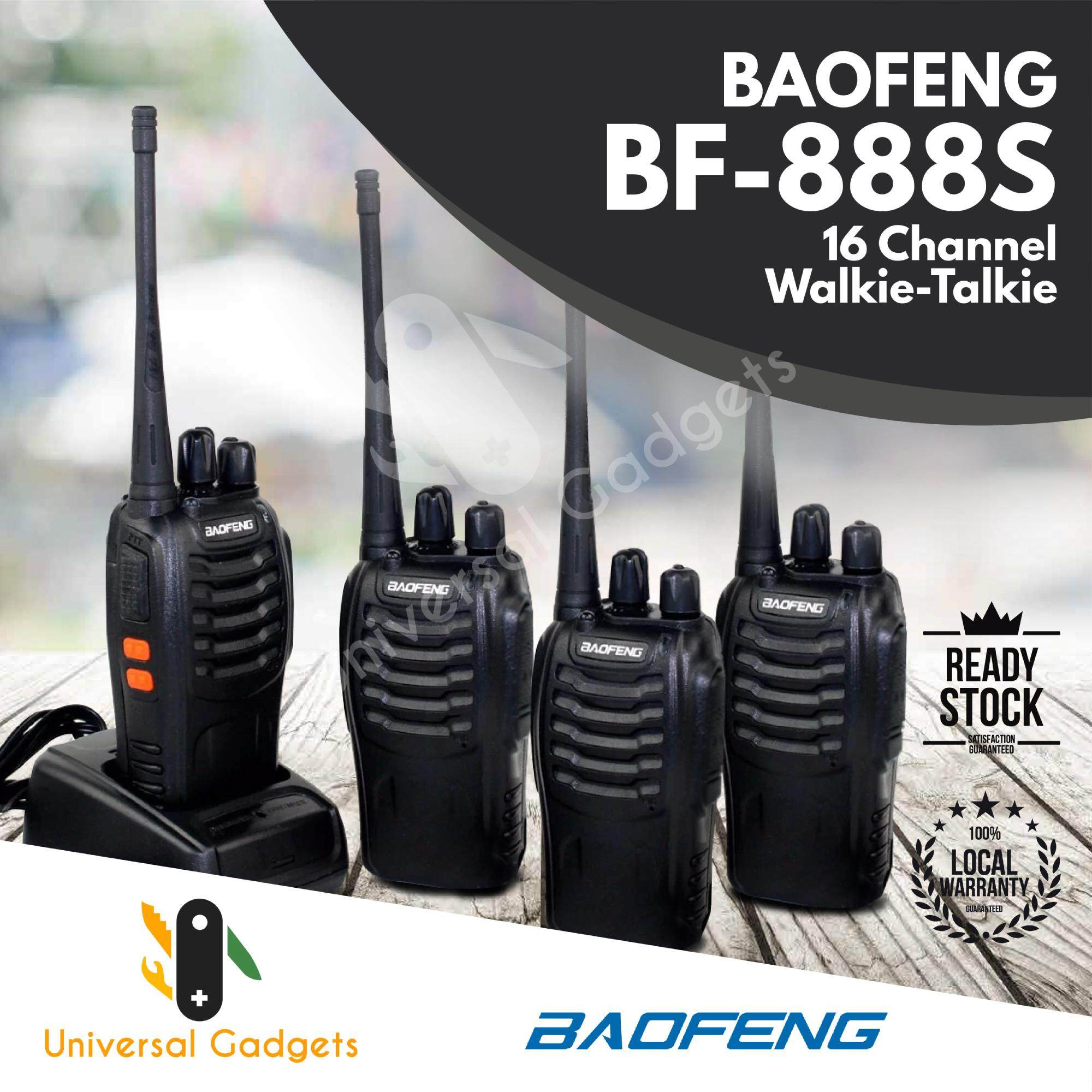 hight resolution of 2 pair 4 units baofeng bf 888s bf888s bf 888 bf 888s