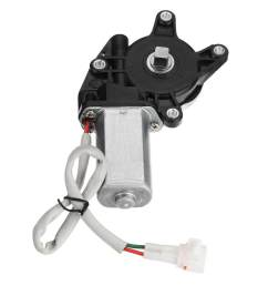 front left window regulator el w motor for mitsubishi outlander 03 06 mr573877  [ 1200 x 1200 Pixel ]