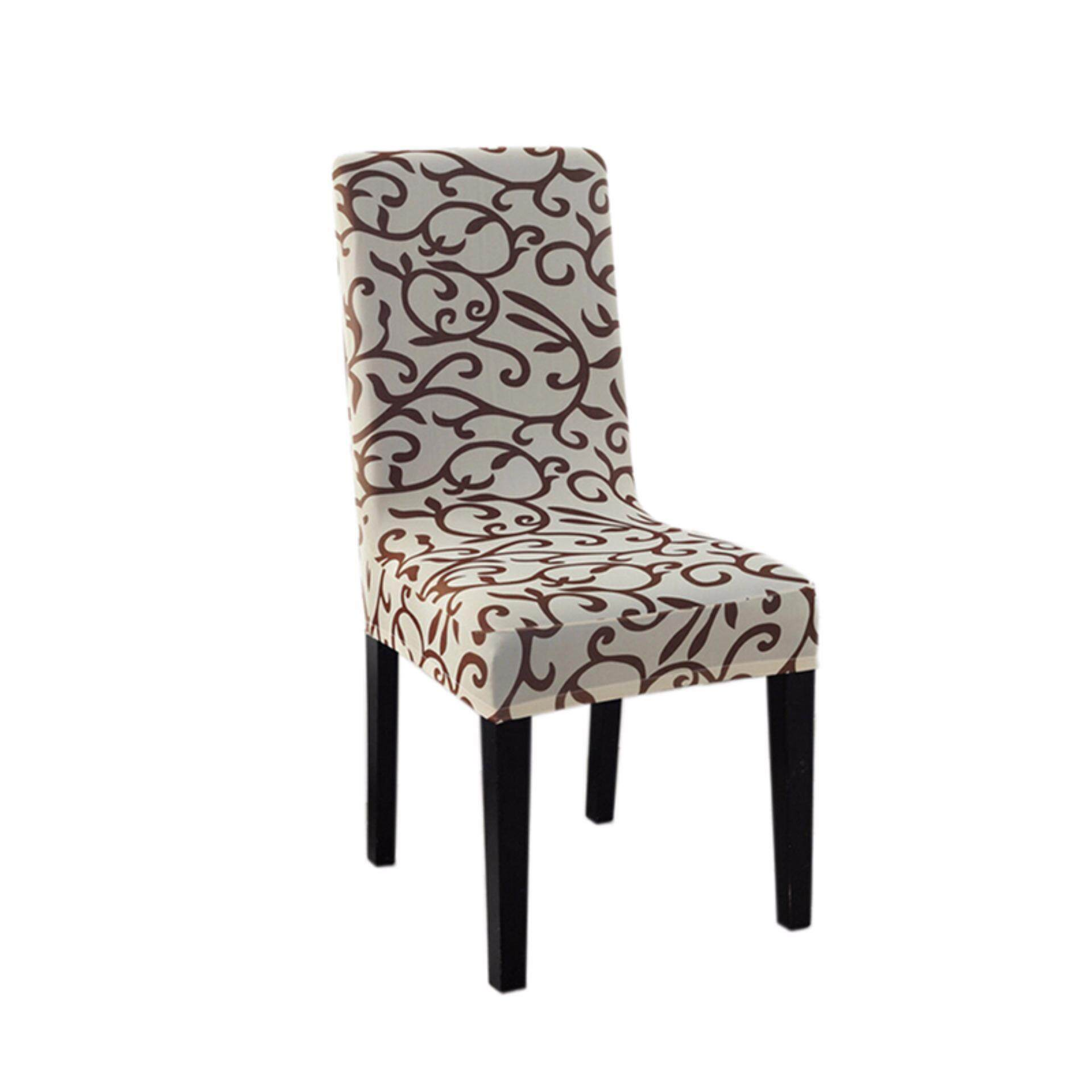 banquet chair covers malaysia louis ghost chairs home sofa slips buy at best veli shy elastic dining room wedding cover washable slipcover champagne coffee