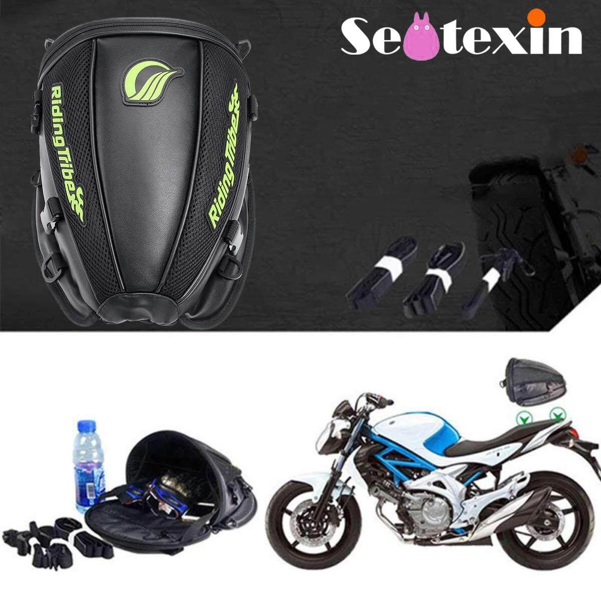hight resolution of waterproof motorcycle tank bag genius tail bags waterproof oil fuel saddle