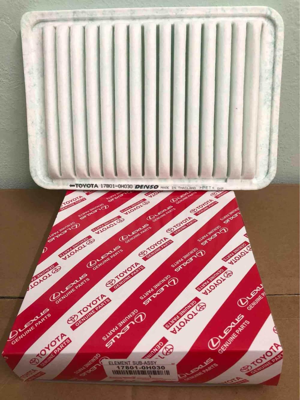 medium resolution of toyota camry 06 13 air filter 17801 oh030