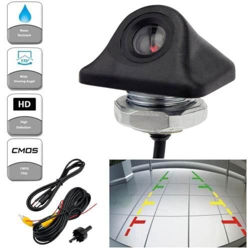 small resolution of hd waterproof 170 car reverse backup night vision camera rear view park cam