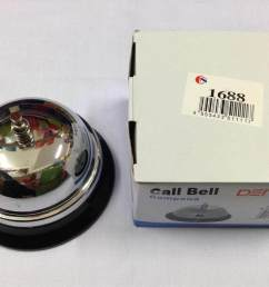 1pc counter table calling bell for poly clinic and convenient shop same day ship [ 1446 x 1080 Pixel ]